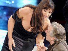 Robert De Niro si Monica Bellucci