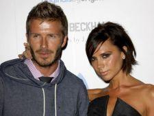 David Beckham si Victoria Beckham