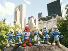 Vezi noul trailer al filmului The Smurfs