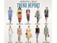 Trenduri primavara 2011
