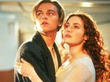 Kate Winslet si Leonardo DiCaprio
