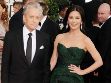 Catherine Zeta-Jones si Michael Douglas