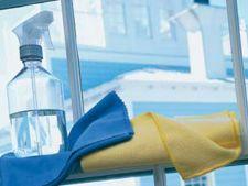 curatare sticla