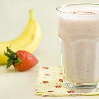 Shake de banane, cirese si lamaie