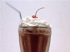 Milkshake cu ciocolata