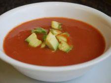 Supa recede vara cu avocado