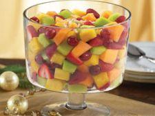 Salata de fructe cu miere si lime