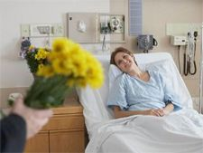 Cum sa vizitezi o ruda bolnava