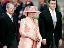 Principesa Margareta si Principele Radu reprezinta Romania la nunta lui Albert de Monaco