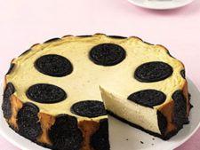 Cheesecake cu biscuiti de cacao