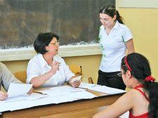 Bacalaureat 2011: Mai multe sali de examen supravegheate video in toamna