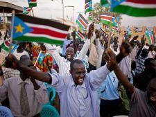 Sudanul de Sud si-a castigat independenta