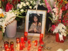 Scandal la mormantul Madalinei Manole