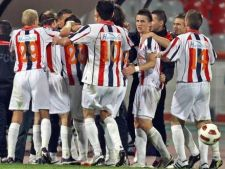 SuperCupa Romaniei la fotbal castigata de Otelul Galati