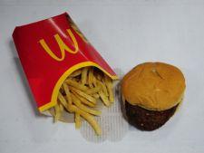 Cum arata mancarea McDonald's dupa 6 luni. Gandul a repetat experiementele americane
