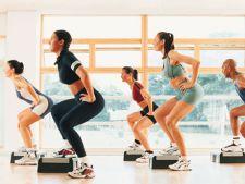 Cum sa te pregatesti pentru un curs de aerobic