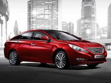 Hyundai Sonata  a primit un facelift
