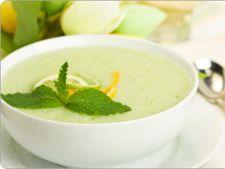 Supa de pepene galben