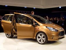 Ford B-Max, produs in Romania, va fi exportat in SUA