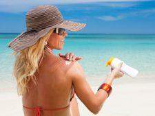 Produse cosmetice necesare la plaja