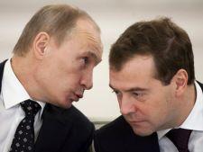 Vladimir Putin candideaza din nou la presedintia Rusiei in 2012?