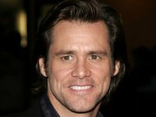 Jim Carrey, innebunit dupa pictura