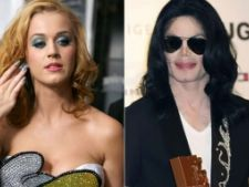 Recordul lui Michael Jackson, egalat de Katy Perry