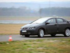 Noul Honda Civic pentru Europa va avea premiera la Salonul auto de la Frankfurt
