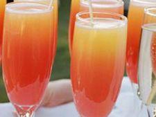Apus de soare, bautura cu fructe exotice