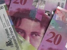 Curs de referinta record pentru francul elvetian