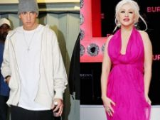 Eminem canta pe noul album Christina Aguilera