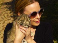 Kylie Minogue creste un pui de leu