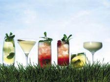 Cocktailuri de vara care nu atenteaza la silueta ta