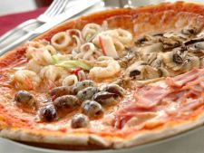 Pizza italieneasca, o placere in fiecare felie