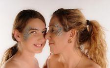 Cum iti inveti fiica secretele frumusetii