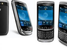 5 modele noi de Blackberry