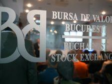 Bursa din Romania, in cadere libera
