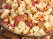 Salata de mere cu ananas