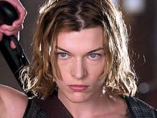 Mila Jovovich va juca in Resident Evil: Retribution