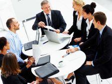 Statistica: Una din zece firme angajeaza tineri fara experienta