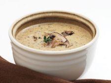 Supa de ciuperci cu cimbru