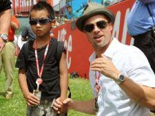 Maddox, fiul cel mare al lui Brad Pitt, isi face debutul pe marile ecrane