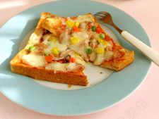 Pizza-toast