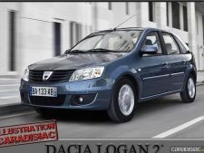 Afla cand se lanseaza Dacia Logan 2