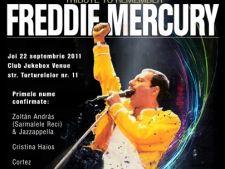 Concert tribut Freddie Mercury cu Dan Helciug si Zoltan Andras