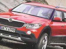 Skoda lanseaza in 2013 SUV-ul Bigfoot