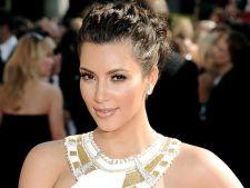 Kim Kardashian, relaxata inainte de nunta