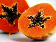 Beneficiile consumului de papaya