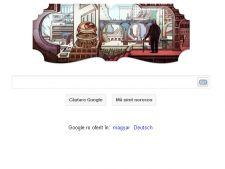 Jorge Luis Borges, sarbatorit de Google