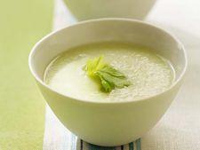 Supa de telina cu ciabatta